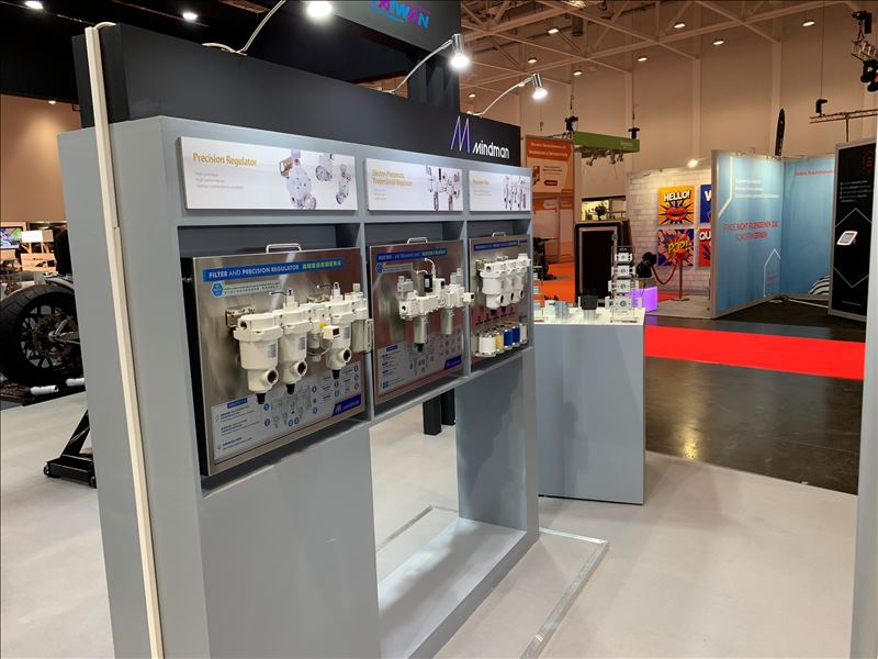 Hannover Messe Germany Exhibition-2019