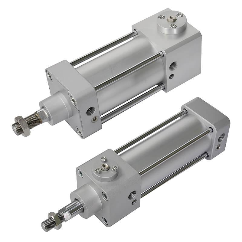 End Lock Cylinders