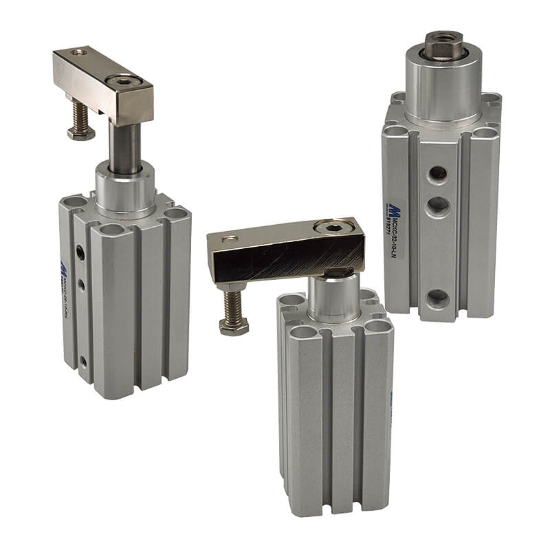 Pneumatic-Swing Clamp Cylinders